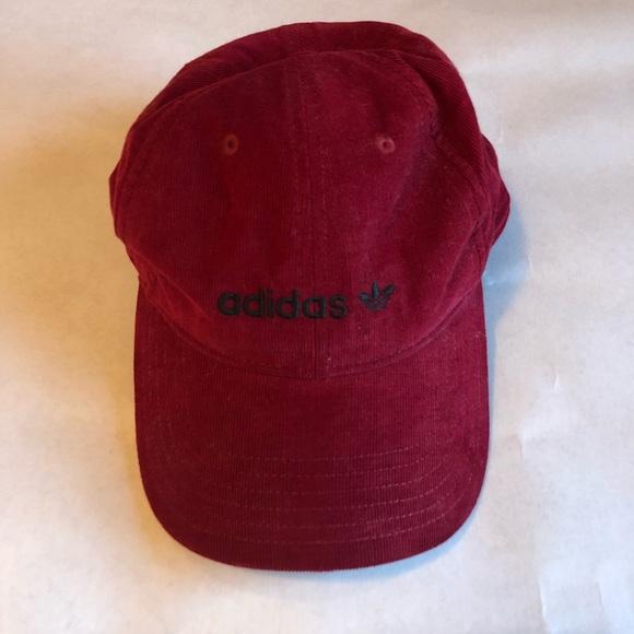 b9cf7883a3b adidas Accessories - Adidas Corduroy Hat